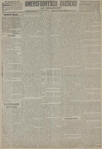 Amersfoortsch Dagblad / De Eemlander 1919-12-31