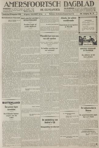 Amersfoortsch Dagblad / De Eemlander 1930-08-28