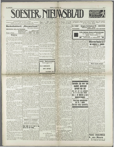 Soester Courant 1931-10-23