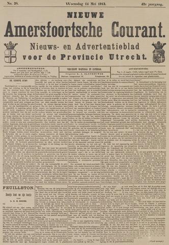 Nieuwe Amersfoortsche Courant 1913-05-14