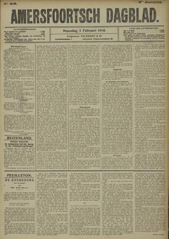 Amersfoortsch Dagblad 1908-02-03