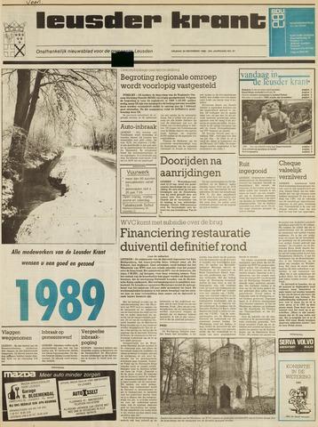 Leusder Krant 1988-12-30