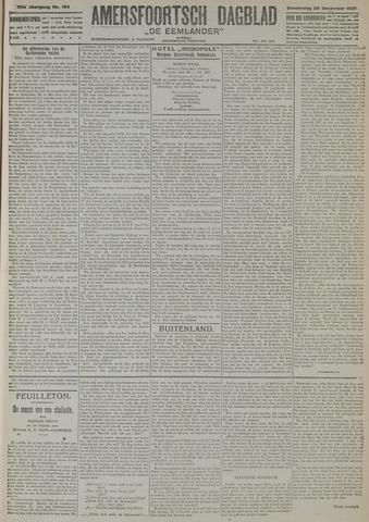 Amersfoortsch Dagblad / De Eemlander 1921-12-29