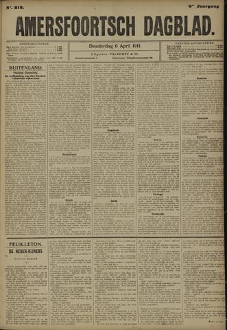 Amersfoortsch Dagblad 1911-04-06