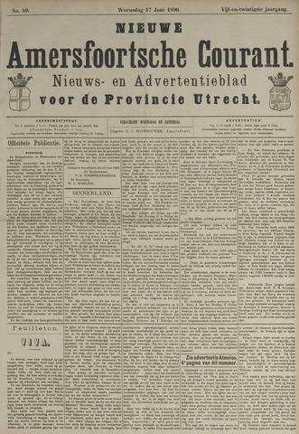Nieuwe Amersfoortsche Courant 1896-06-17