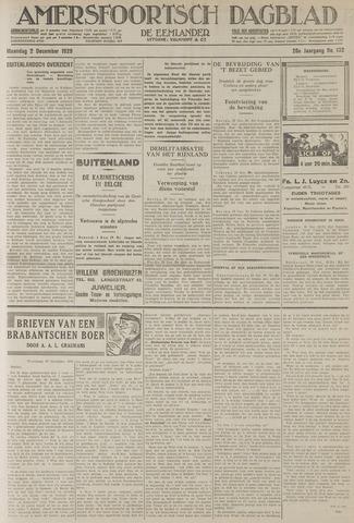 Amersfoortsch Dagblad / De Eemlander 1929-12-02