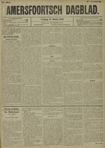 Amersfoortsch Dagblad 1909-03-26