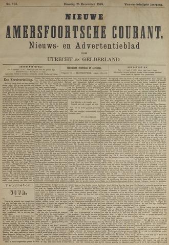 Nieuwe Amersfoortsche Courant 1895-12-24