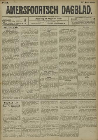 Amersfoortsch Dagblad 1909-08-23