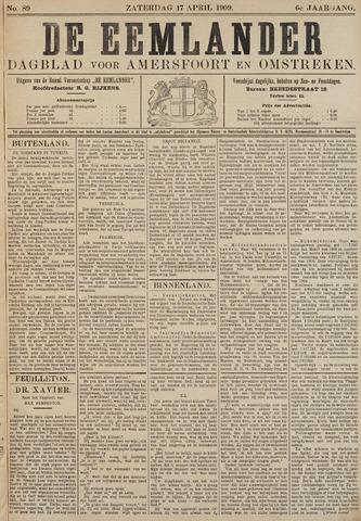 De Eemlander 1909-04-17