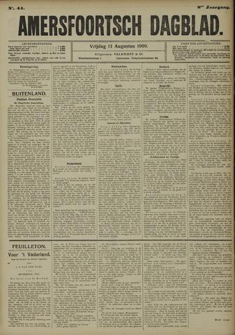 Amersfoortsch Dagblad 1909-08-13
