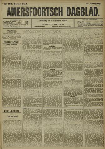 Amersfoortsch Dagblad 1905-11-11