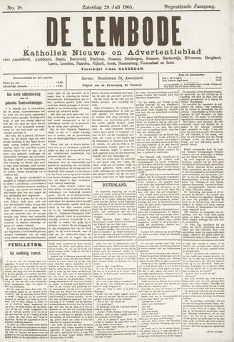 De Eembode 1905-07-29