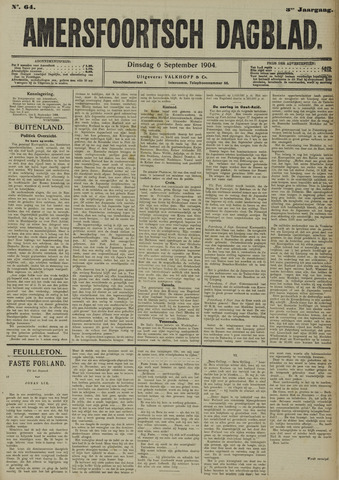 Amersfoortsch Dagblad 1904-09-06