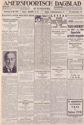 Amersfoortsch Dagblad / De Eemlander 1935-05-23