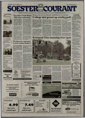 Soester Courant 2004-10-06