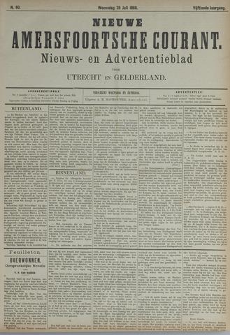 Nieuwe Amersfoortsche Courant 1886-07-28