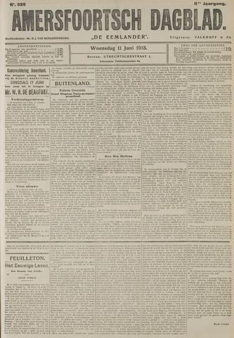 Amersfoortsch Dagblad / De Eemlander 1913-06-11