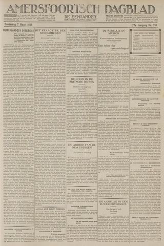 Amersfoortsch Dagblad / De Eemlander 1929-03-07