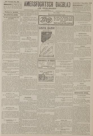 Amersfoortsch Dagblad / De Eemlander 1925-12-03