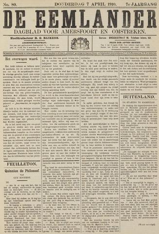 De Eemlander 1910-04-07