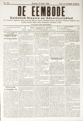 De Eembode 1909-03-13