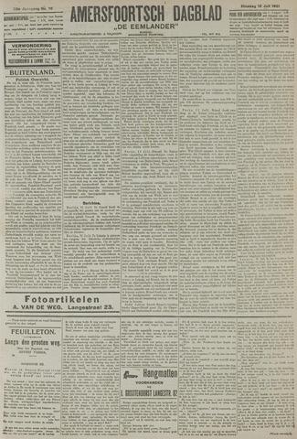 Amersfoortsch Dagblad / De Eemlander 1921-07-12