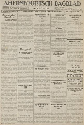 Amersfoortsch Dagblad / De Eemlander 1932-01-06