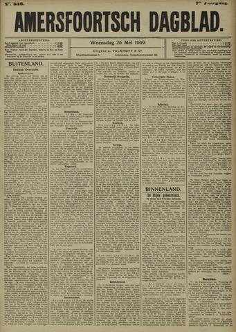 Amersfoortsch Dagblad 1909-05-26