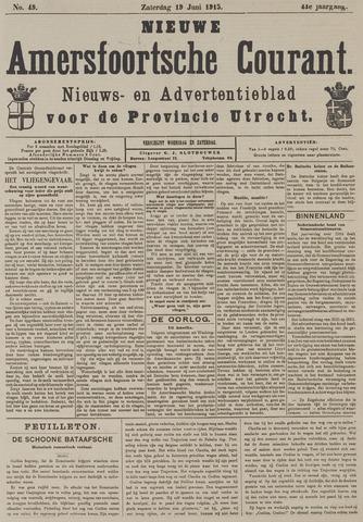 Nieuwe Amersfoortsche Courant 1915-06-19