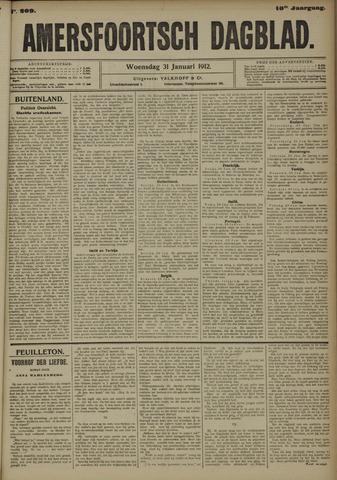 Amersfoortsch Dagblad 1912-01-31