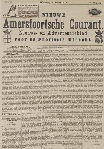 Nieuwe Amersfoortsche Courant 1913-10-08