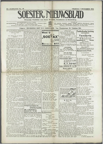 Soester Courant 1934-12-07