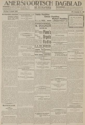Amersfoortsch Dagblad / De Eemlander 1929-01-08