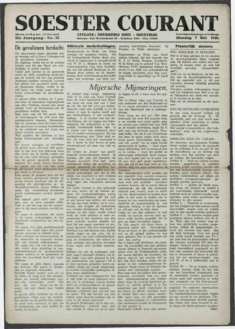 Soester Courant 1946-05-07
