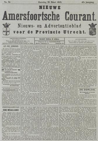 Nieuwe Amersfoortsche Courant 1918-03-23