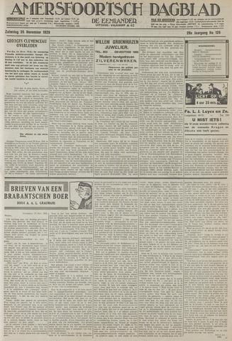 Amersfoortsch Dagblad / De Eemlander 1929-11-25