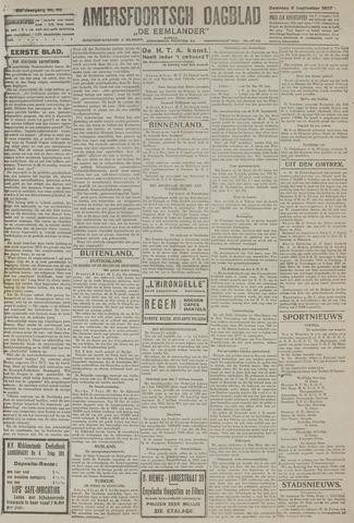 Amersfoortsch Dagblad / De Eemlander 1922-09-09