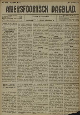 Amersfoortsch Dagblad 1908-06-27