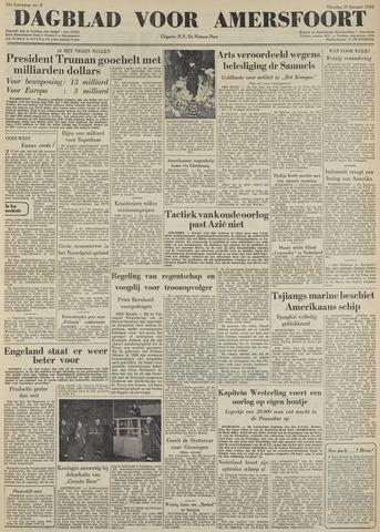 Dagblad voor Amersfoort 1950-01-10