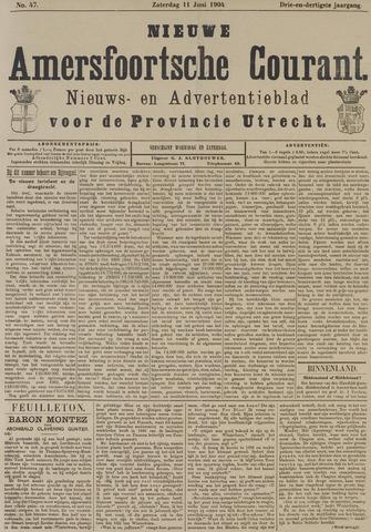 Nieuwe Amersfoortsche Courant 1904-06-11
