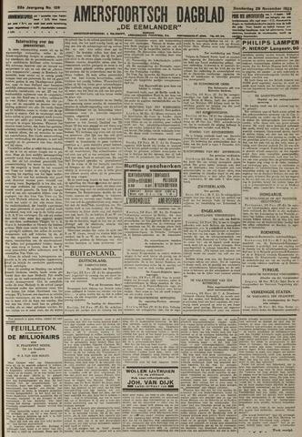 Amersfoortsch Dagblad / De Eemlander 1923-11-29