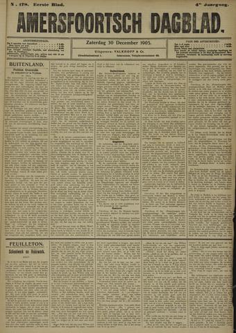 Amersfoortsch Dagblad 1905-12-30
