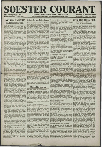 Soester Courant 1946-01-18