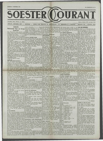 Soester Courant 1958-10-07