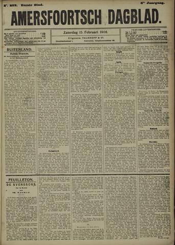 Amersfoortsch Dagblad 1908-02-15