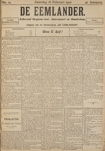 De Eemlander 1907-01-16