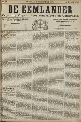De Eemlander 1907-09-03