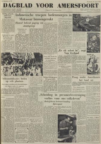 Dagblad voor Amersfoort 1950-04-20