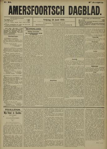 Amersfoortsch Dagblad 1910-06-24